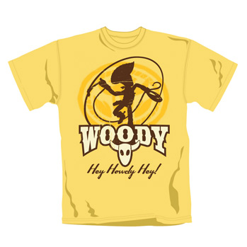 Toy Story Tshirt Woody Hey Howdy And Other Cool Toy Story Tshirts